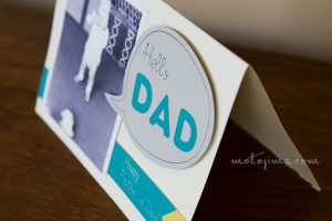 father's day with photo
