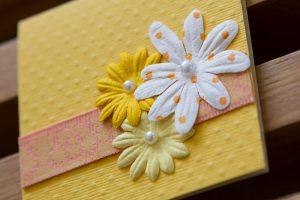 handmade mini cards