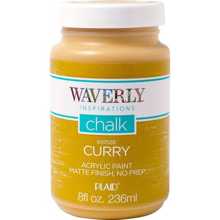waverly chalk paint Curry
